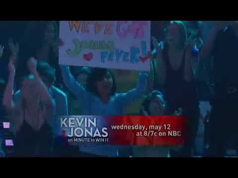 Kevin Jonas - Minute to win it promo.mp4