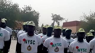 preview picture of video 'Katsina Nysc Camp Batch B Stream 2'