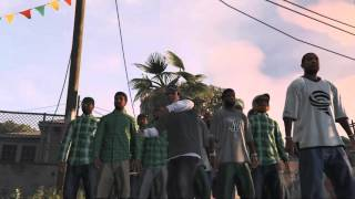 Eazy E - Boyz-n-the-Hood - GTA V - Clean