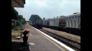 preview picture of video 'KTM KM33.5 Sungai Petani Station (2010 vs 2013)'