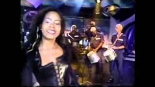 """Fernanda Abreu + Herbert Vianna + Funk'n Lata """"Veneno da Lata"""" no VMB 1996 (MTV)"""