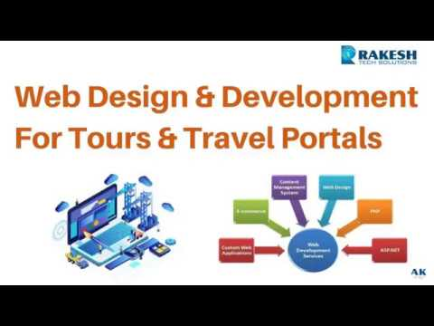 Website Design And Development For Tours  Travel Portals In Hyderabad