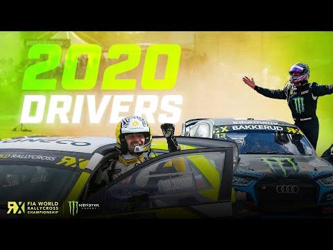 WRX 世界ラリークロス2020 ドライバー紹介動画