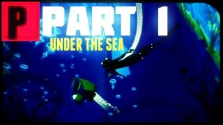 UNDER THE SEA - Abzu Playthrough: Part 1 (PC Let's Play)