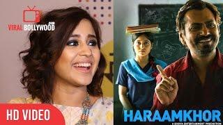 Shweta Tripathi Full Interview At Haraamkhor Special Screening  Viralbollywood