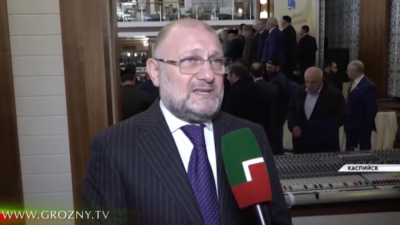"""Заседание группы стратегического видения """"Россия-Исламский мир"""" прошло в Дагестане"""
