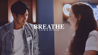 zach & hannah | breathe