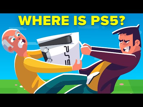 Why is PS5 Actually So Hard to Find and Buy