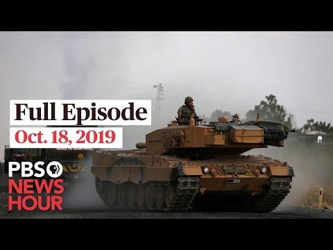 PBS NewsHour West live show October 18, 2019