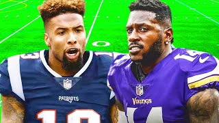 Moves Coming To NFL This Offseason (Odell Beckham Jr, Antonio Brown, Tom Brady)