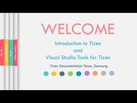Development Sub Main | Tizen Developers