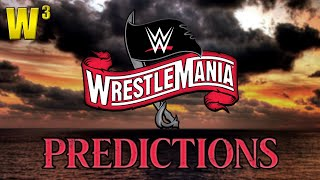 WWE WrestleMania 36 Predictions | Wrestling With Wregret