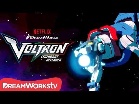 Voltron: Legendary Defender Season 1 (Clip 'Roar')