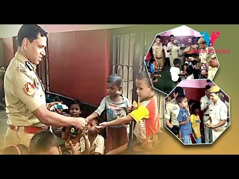 Twin City Commissioner Wins Innocent Hearts This Diwali