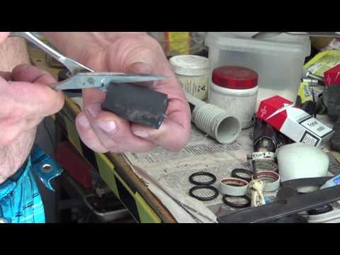 Ремонт амортизатора (демффера) стиральной машины
