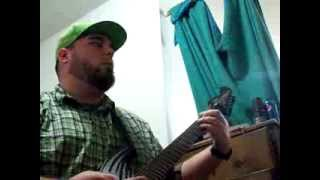 """Taproot - """"Game Over"""" (better guitar cover)"""