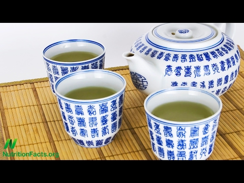 Benefits of Green Tea for Boosting Immune System