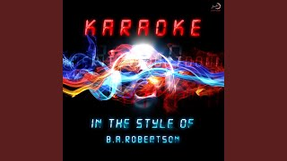 To Be or Not to Be (In the Style of B.A.Robertson) (Karaoke Version)