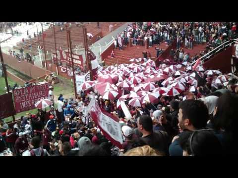 """Lanus - Banfield LA 14 parte 1/2"" Barra: La Barra 14 • Club: Lanús"