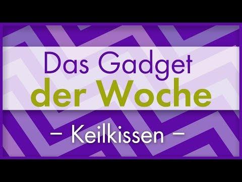 Gadget der Woche - Keilkissen
