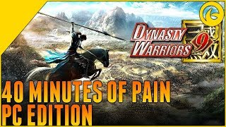 Dynasty Warriors 9 - The First 40 Minutes