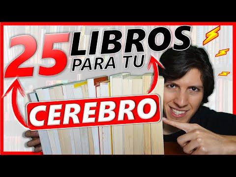 📚 25 LIBROS para ESTUDIAR más RÁPIDO y EJERCITAR el CEREBRO ► Libros Recomendados 2020