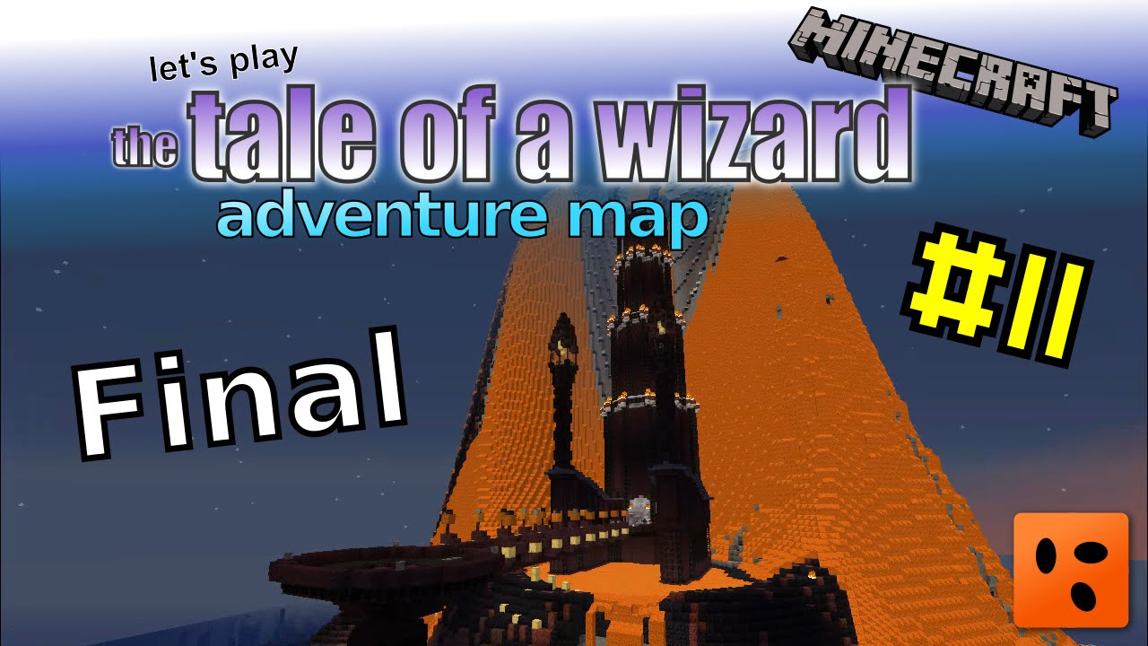 Tale of a Wizard | Minecraft Adventure Map #11 | Final