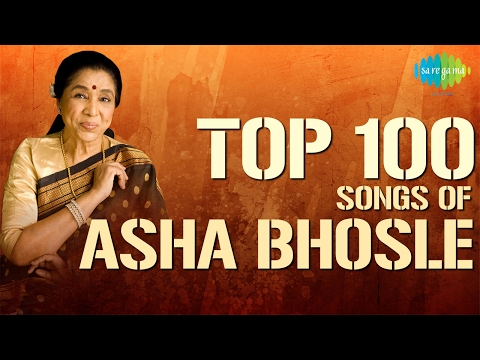 Top 100 songs of Asha Bhosle | आशा भोसले के 100 गाने | HD Songs | One Stop Jukebox