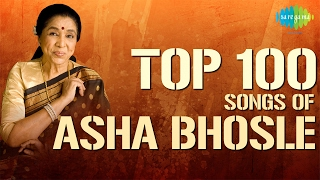 Top 100 Songs Of Asha Bhosle | आशा भोसले के 100 गाने | HD Songs | One Stop Jukebox