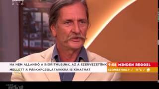 Miért fontos a Bioritmus? - Dr. Jakab Tibor