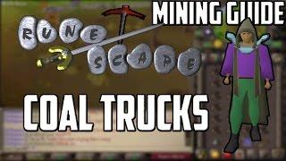 [2007] RuneScape Mining Guide: Coal Trucks