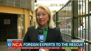 Foreign Experts To The Rescue For Eskom