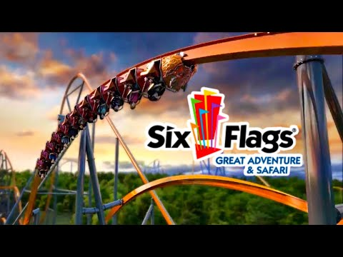 Six Flags Great Adventure 2020 Jersey Devil Coaster!