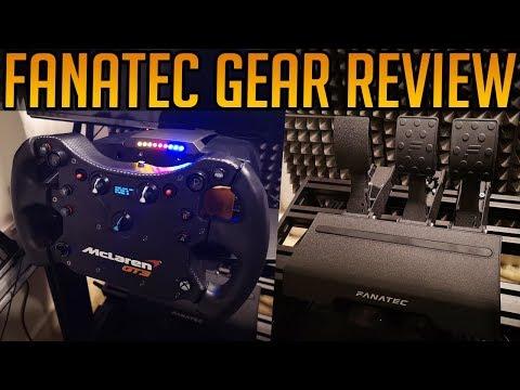 Fanatec CSL Elite Review - Wheelbase (PS4), Rim, Pedals & Load Cell