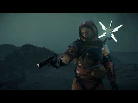 Death Stranding - Trailer en direct des Game Awards 2017 de Death Stranding