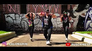 HP   Maluma (Coreografía ZUMBA)  LALO MARIN