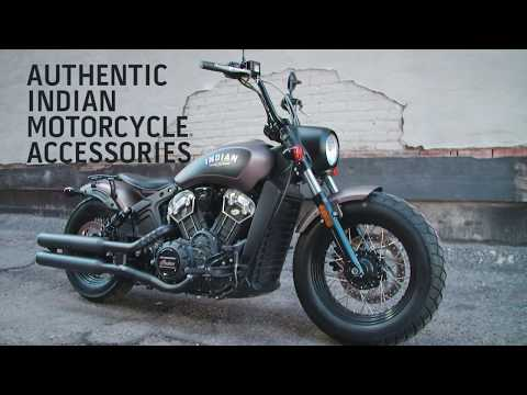 2018 Indian Scout® Bobber ABS in Saint Michael, Minnesota - Video 2