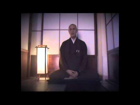 Praticare al Centro Zen Gyosho