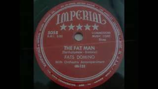 Fats Domino – The Fat Man (1950)