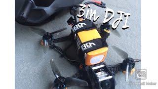 3IN CADDX VISTA DJI FPV DRONE W/ JHEMCU 30A AIO FC
