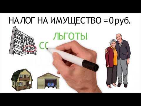 Налог на имущество физических лиц 2016