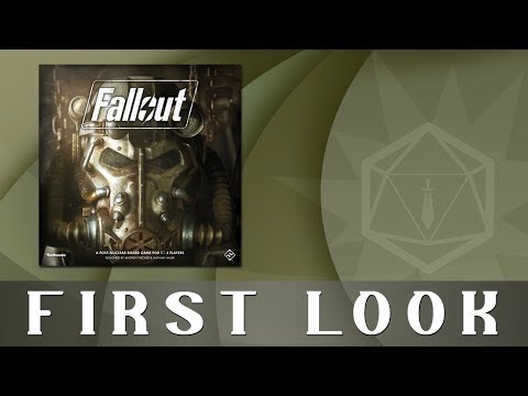 Roll to Hit First Look: Fallout