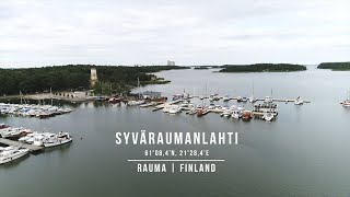 Safe Approach to Syväraumanlahti port in Rauma, Finland