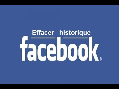 comment modifier l'historique sur facebook