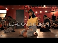 Rihanna - Love On The Brain - C.ography By Galen Hooks - Filmed By @TimMilgram