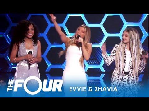'The Four' Comeback: Zhavia & Evvie McKinney EPIC Performance!   S2E7   The Four