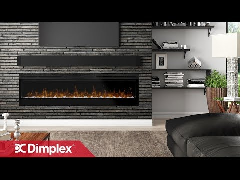 IgniteXL Linear Electric Fireplaces | Dimplex