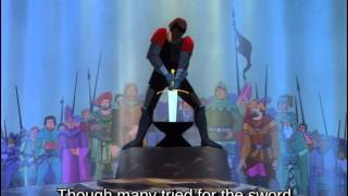 The Sword in the Stone 1963 Opening Scene