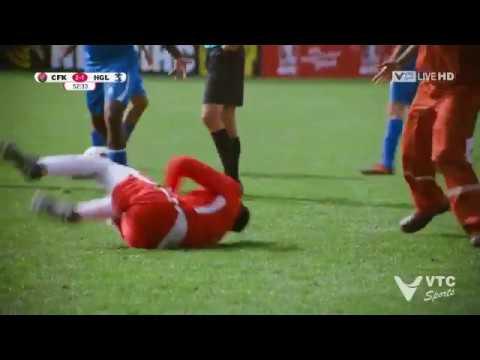 Comercial KFC inspirado nas quedas do Neymar