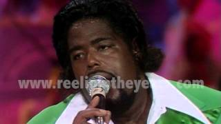 "Barry White ""Can't Get Enough Of Your Love, Babe"" LIVE 1977 (Reelin' In The Years Archives)"